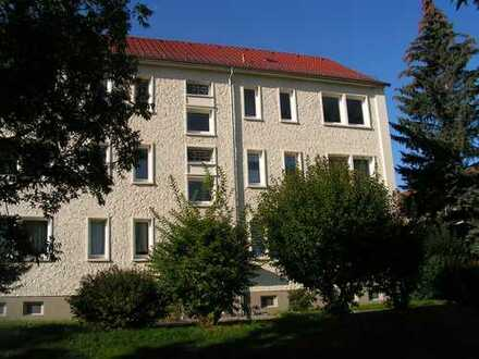3-Raum-Wohnung im Erdgeschoss in Gräfenroda zu vermieten