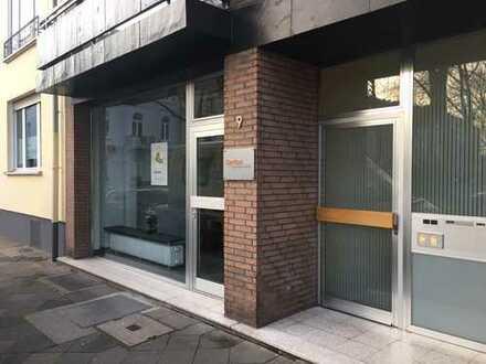 Büro-/Praxis-Fläche in der Carlstadt - Erdgeschoß