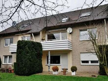 Paar od. Einzelperson gesucht! Schöne 3 Zimmerwohnung mit Balkon in Bielefeld-Gellerhagen