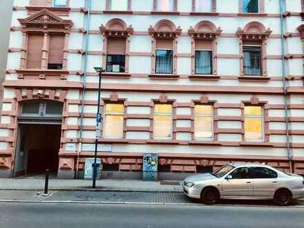 Großzügige Bürofläche im Altbau in Offenbach nähe Bahnhof und Amtsgericht
