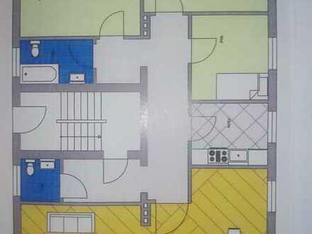Freundliche, modernisierte 5-Zimmer-Wohnung in Witten