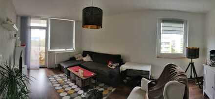 3-Zimmer-Wohnung mit Balkon und Einbauküche in Markt Schwaben
