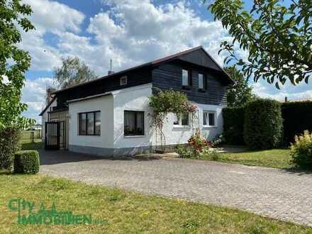 Wohnhaus mit großem Grundstück in Neuruppin -Treskow