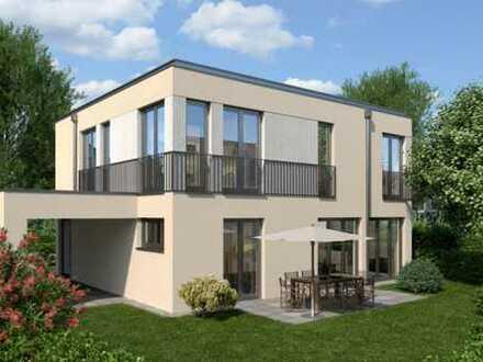 Moderne, ansprechende Architektur - familienfreundliche Lage!