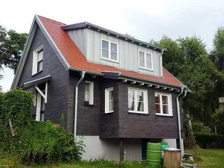 Hübsches Einfamilienhaus mit Charme, 3 ZKB, komplett renoviert und energetisch saniert