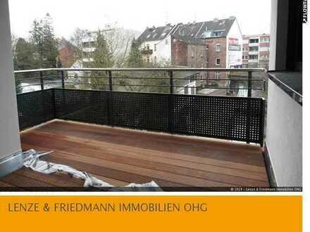 Dellbrück - Familienfreundliche 4 Zimmer Wohnung mit Balkon und Carport im NEUBAU (2017)