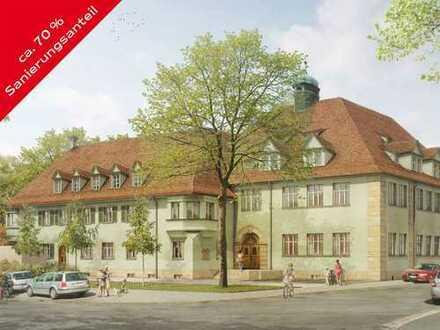Exklusive Maisonette am Rande der Forchheimer Altstadt