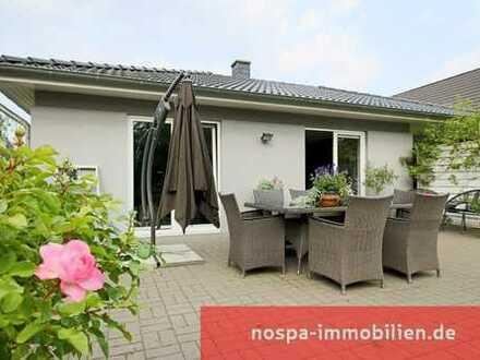 TOP gepflegter Bungalow mit hochwertiger Ausstattung in ruhiger Wohnlage in der Gartenstadt Weiche