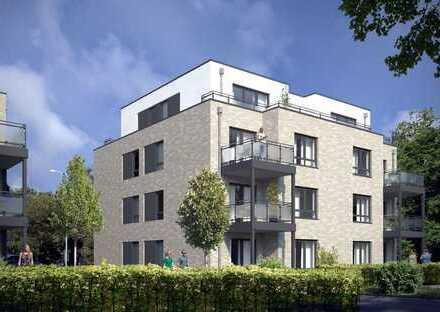 Exclusive barrierearme Neubauwohnung im 2.OG - nicht nur für Senioren
