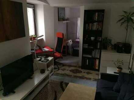 Möbliertes 1,5 Zimmerapartment direkt am Bonn HBF zur Zwischenmiete