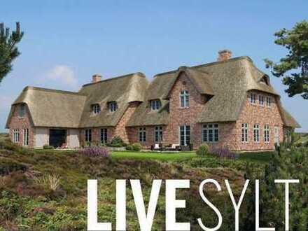 Kampen großzügig leben - Neubau Haushälfte unter Reet