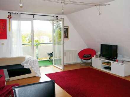 Schöne Dachgeschoss-Wohnung mit TG-Stellplatz in Emmendingen