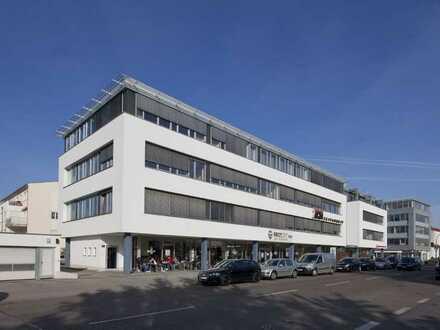Moderne Büroeinheit nähe Hauptbahnhof