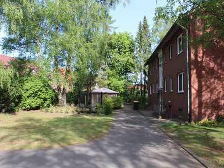 Gepflegte 4-Zimmer-Wohnung mit Garten als Eigenheim oder Kapitalanlage!