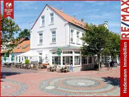 * Einmalige Chance * top Gastronomieobjekt auf Norderney * niedrige Pacht * hohe Umsatzchancen *