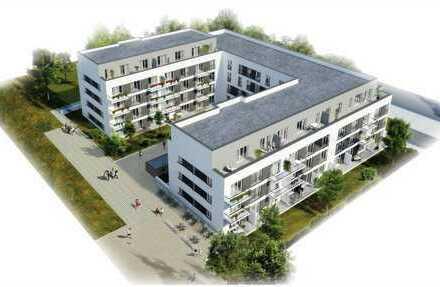 92 m² - 2 Zimmer EG Terrassenwohnung B.0.3