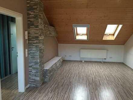 Gemütliche Dachgeschosswohnung in Völklingen-Ludweiler