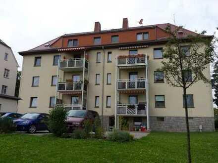 Geräumige 4-Raum Wohnung