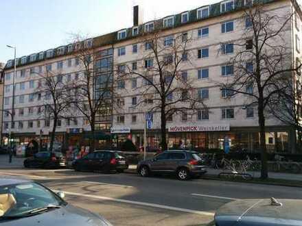 Schöne 2-Zimmer-Wohnung in Toplage Neuhausen! Befristet bis 30.09.2024