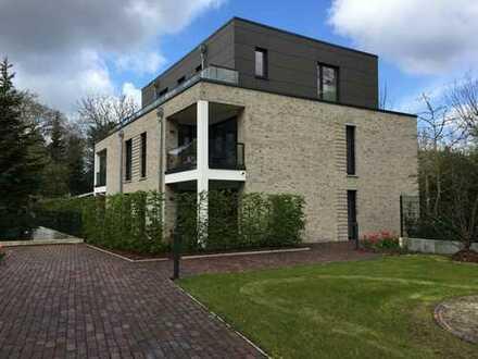 Zentrale und ruhige 2 ZKB Erdgeschoss Wohnung mit Terrasse
