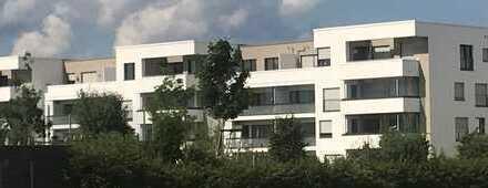4 Zimmer Penthouse-Wohnung mit Skyline- und Taunusblick - provisionsfrei