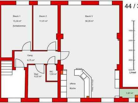 Gepflegte 3-Zimmer-Erdgeschosswohnung mit Terrasse und EBK in Lappersdorf OT Oppersdorf