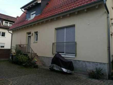 Schönes, geräumiges Haus mit vier Zimmern in Mannheim, Sandhofen