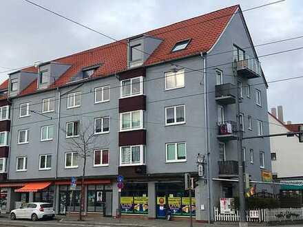 DG Neu-Ausbau, schöne 2 Zi. Whg. 23 in Hochzoll, Zuganbindung München, gute Verkehrsanbindung