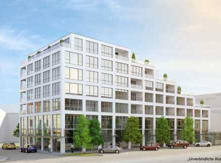 City-2-Zimmer-Wohnung, Ideal auch als Kapitalanlage