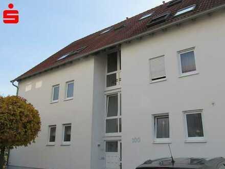 Gepflegte, helle Maisonette-Wohnung in Ludwigshafen-Maudach