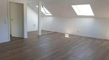 Modernisierte 3,5-Zimmer-Dachgeschosswohnung