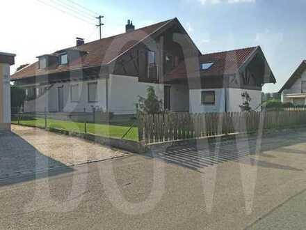 BGW-Immob: Eichenried - ruhige, sonnige Landhausvilla, Doppelhaushälfte, grundsaniert