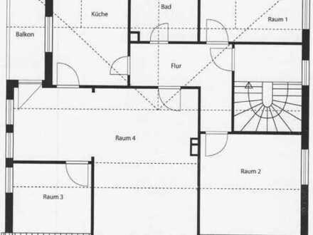 Schöne 3,5 Zimmer Wohnung in 63512 Hainburg