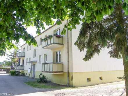 2-Raum Wohnung im Grünen