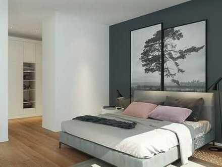 Lichtdurchflutete Wohnung mit bodentiefen Panoramafenstern