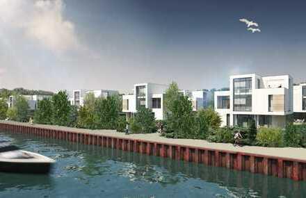 Modernes Wohnen am Wasser / Bad Essen
