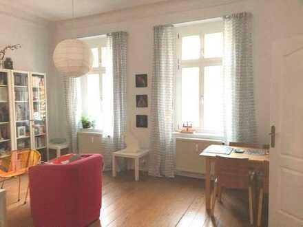 Eine Wohnung mit ganz viel Charme !