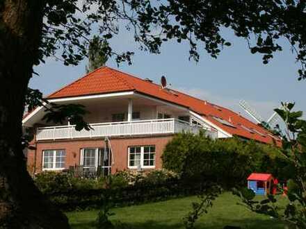 Schöne, helle und geräumige vier Zimmer Wohnung in Midlum, Wurster Norrdseeküste