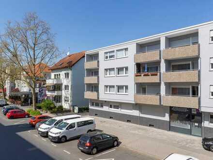 Große helle 2-Zimmer-Wohnung mit Balkon - Sanierte Altbauwohnung direkt vom Vermieter