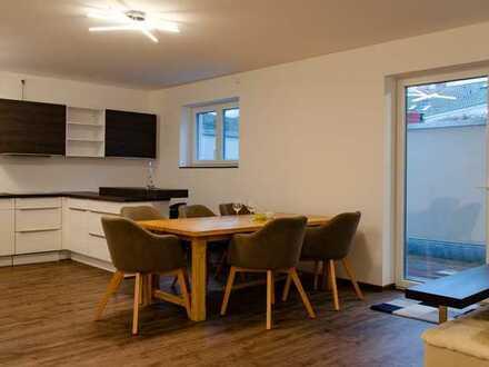 schöne, moderne und barrierefreie 2 Zimmer Wohnung, 89m²