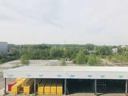 Neubauprojekt im Gewerbepark Süd Kamp-Linfort |