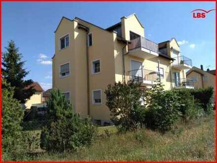 2-Zimmer Lifestyle-Apartment in westlicher Stadtrandlage von Schwandorf mit imposantem Ausblick!