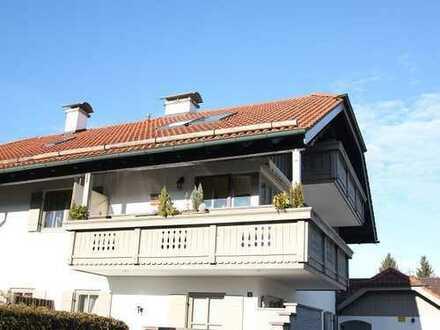 Sonnige 3-Zi.-Wohnung mit umlaufendem Südostbalkon in Freilassing.