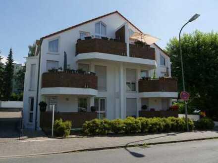 Exklusive, gepflegte 1,5-Zimmer-Wohnung mit Terrasse und Einbauküche in Offenbach am Main
