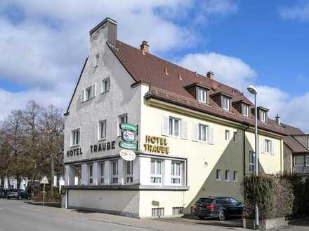 Hotel mit 12 Zimmer - Top Zustand