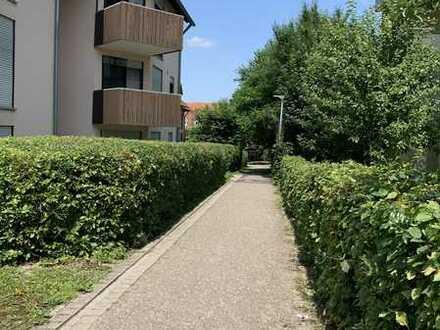 Großzügige 3-Zimmer-Wohnung in grüner Stadtlage - seltene Gelegenheit!