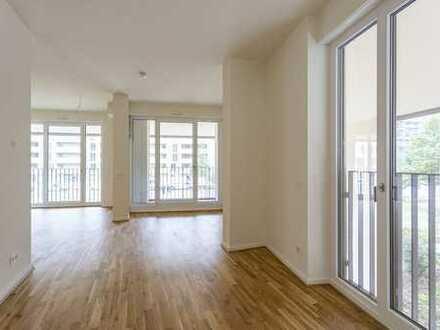 Sonnige 2-Zimmerwohnung I Bodenheizung | Einbauküche | Balkon
