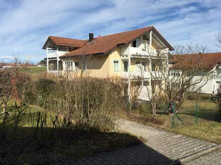 Mehrfamilienhaus mit 8 Wohneinheiten und 8 TG-Stellplätzen in Bestlage von Traunstein, von privat