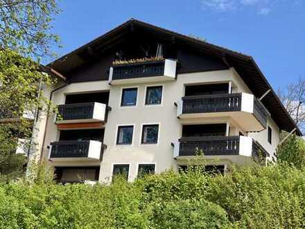 Großzügige 2-Zimmer Wohnung über den Dächern von Sonthofen