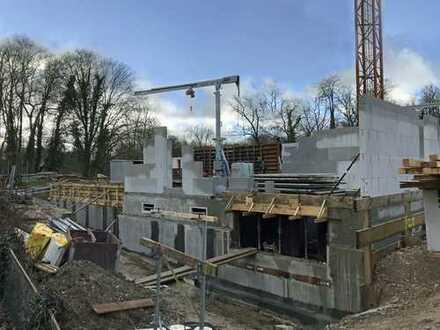 Baubeginn erfolgt! Wunderschöne Neubauwohnung an der Werse!